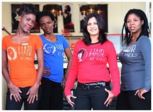 mel's hair salon